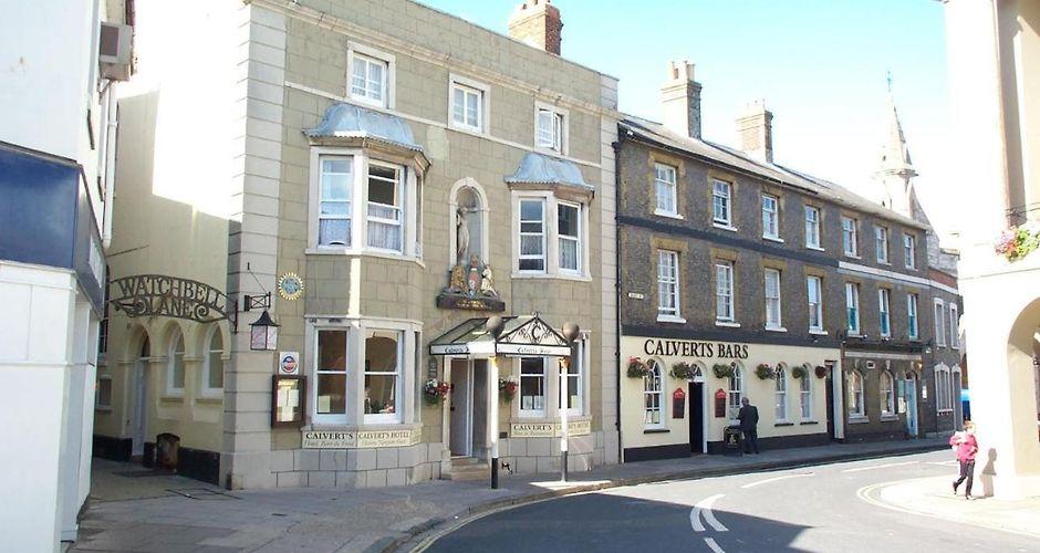 Calverts Hotel Newport Newport Isle Of Wight United Kingdom